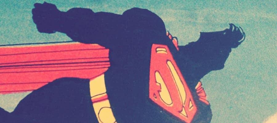 Superman der Journalist