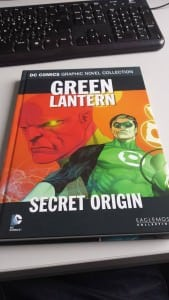 Green Lantern | Secret Origin