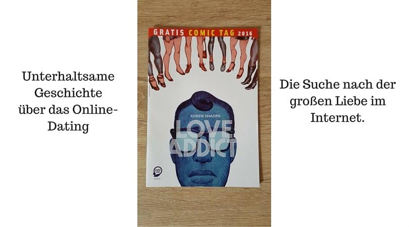 Graphic Novel online dating
