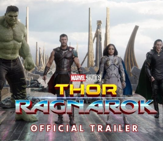 Thor Rangnarok Trailer