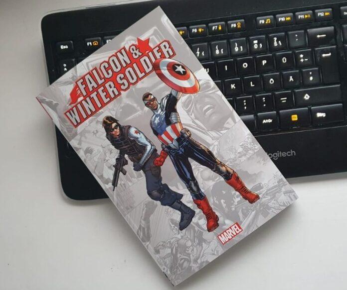Falcon and Winter Soldier Comic 2020