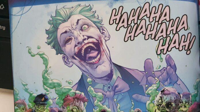 Joker War in Deutschland