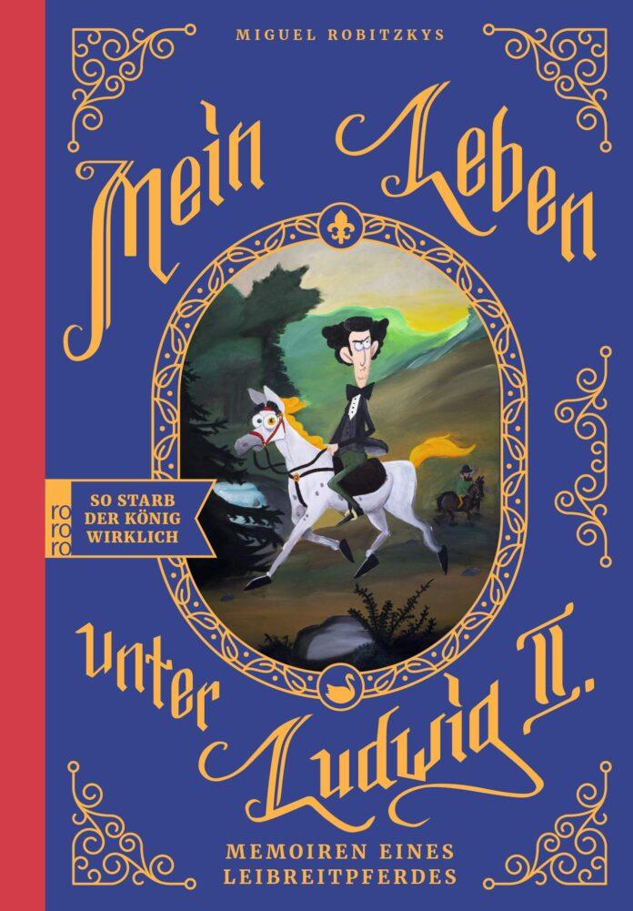 Graphic Novel über Ludwig II: